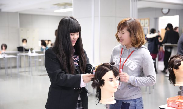 【セット】人気講師!鷲山先生の髪型を真似しよう!