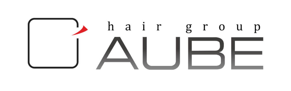 AUBE_hair_groupロゴ
