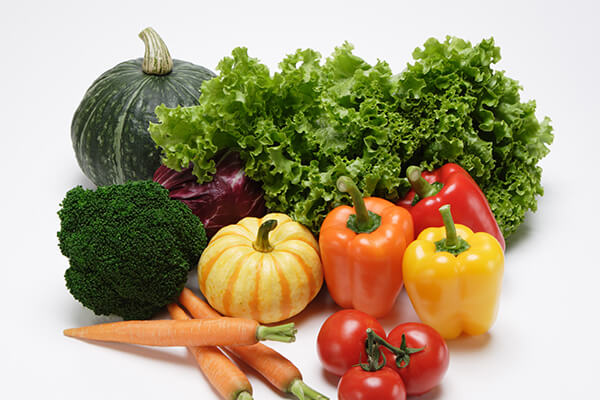 野菜600